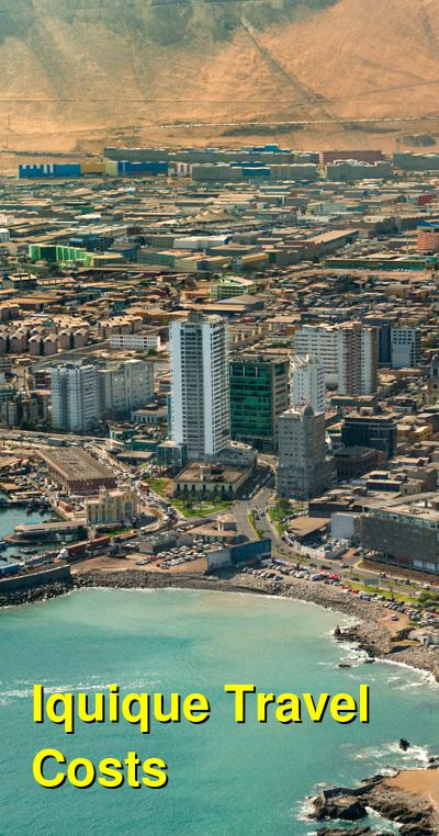 Iquique Travel Costs & Prices - Zofri Duty Free Zone, Shopping, Beaches | BudgetYourTrip.com