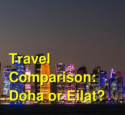 Doha vs. Eilat Travel Comparison