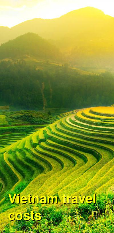 Vietnam Travel Cost - Average Price of a Vacation to Vietnam: Food & Meal Budget, Daily & Weekly Expenses | BudgetYourTrip.com