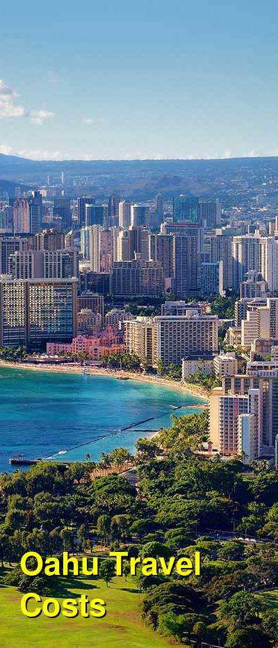 Oahu Travel Cost - Average Price of a Vacation to Oahu: Food & Meal Budget, Daily & Weekly Expenses | BudgetYourTrip.com
