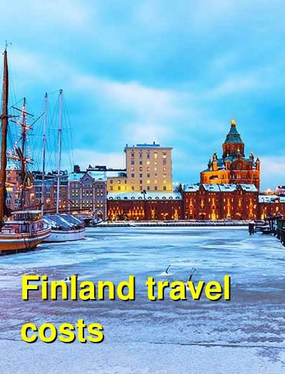 Finland Travel Cost - Average Price of a Vacation to Finland: Food & Meal Budget, Daily & Weekly Expenses | BudgetYourTrip.com
