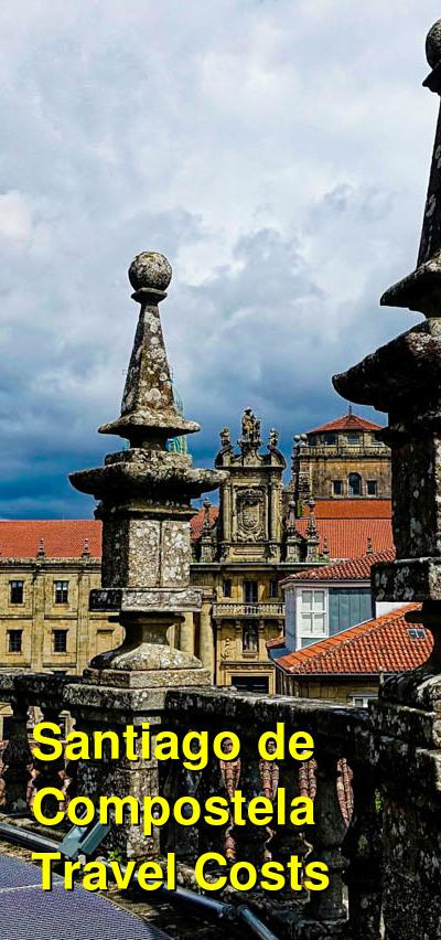 Santiago de Compostela Travel Cost - Average Price of a Vacation to Santiago de Compostela: Food & Meal Budget, Daily & Weekly Expenses | BudgetYourTrip.com
