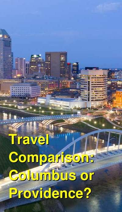 Columbus vs. Providence Travel Comparison