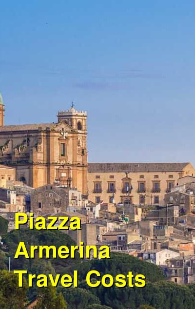 Piazza Armerina Travel Cost - Average Price of a Vacation to Piazza Armerina: Food & Meal Budget, Daily & Weekly Expenses | BudgetYourTrip.com