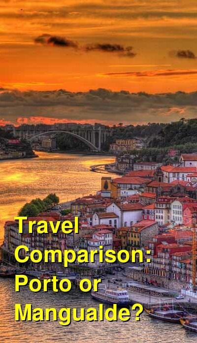 Porto vs. Mangualde Travel Comparison