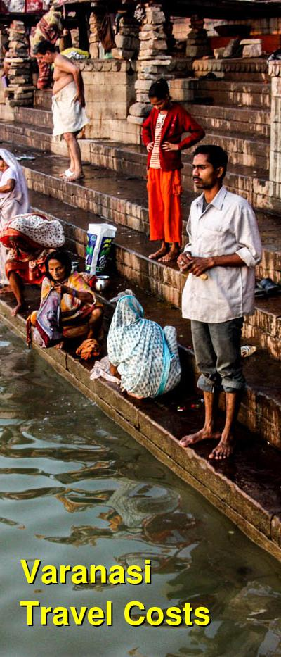 Varanasi Travel Costs & Prices - Pilgrims on the River Ganges, Ghats | BudgetYourTrip.com