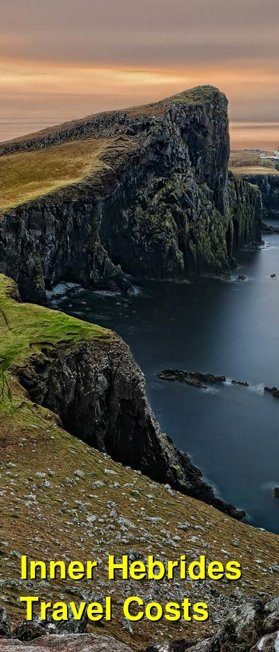 Inner Hebrides Travel Cost - Average Price of a Vacation to Inner Hebrides: Food & Meal Budget, Daily & Weekly Expenses | BudgetYourTrip.com