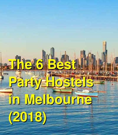 The 6 Best Party Hostels in Melbourne (2019) | Budget Your Trip