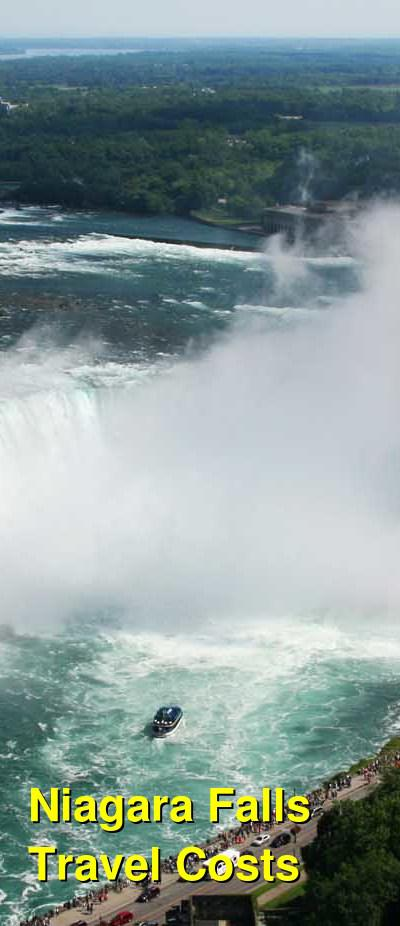 Niagara Falls Travel Cost - Average Price of a Vacation to Niagara Falls: Food & Meal Budget, Daily & Weekly Expenses | BudgetYourTrip.com
