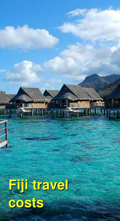 Fiji Travel Cost - Average Price of a Vacation to Fiji: Food & Meal Budget, Daily & Weekly Expenses | BudgetYourTrip.com