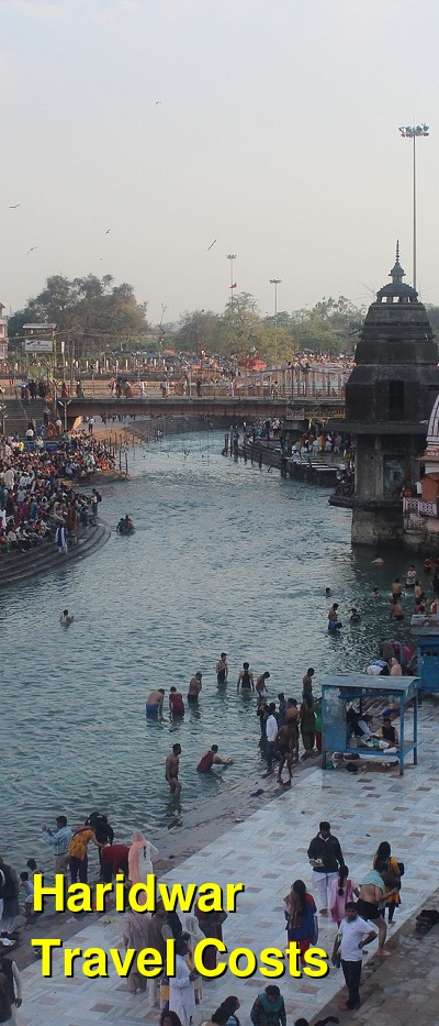 Haridwar Travel Cost - Average Price of a Vacation to Haridwar: Food & Meal Budget, Daily & Weekly Expenses | BudgetYourTrip.com