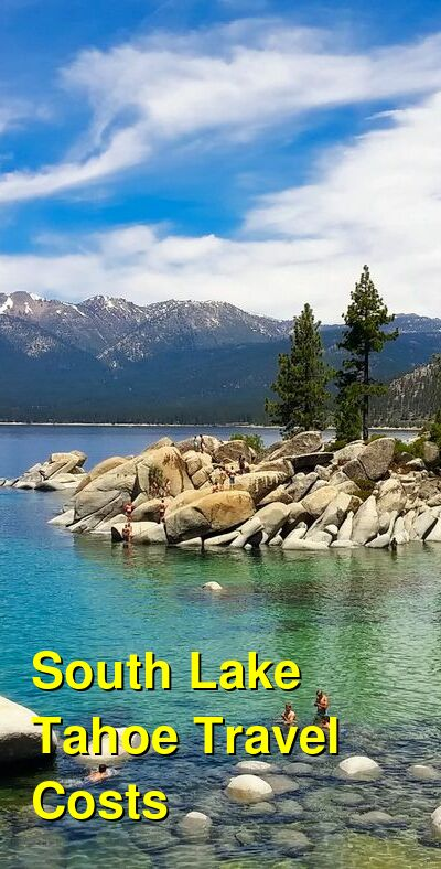 South Lake Tahoe Travel Cost - Average Price of a Vacation to South Lake Tahoe: Food & Meal Budget, Daily & Weekly Expenses | BudgetYourTrip.com