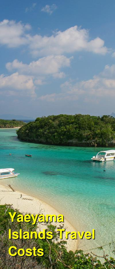Yaeyama Islands Travel Cost - Average Price of a Vacation to Yaeyama Islands: Food & Meal Budget, Daily & Weekly Expenses | BudgetYourTrip.com