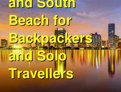 Best Hostels in Miami Beach and South Beach for Backpackers and Solo Travellers | Budget Your Trip