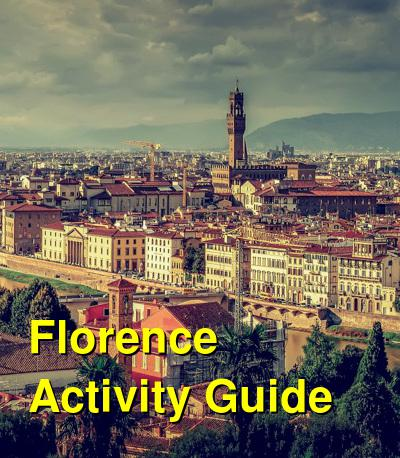 Things to See and Do in Florence - with Ticket Prices and Information | Budget Your Trip