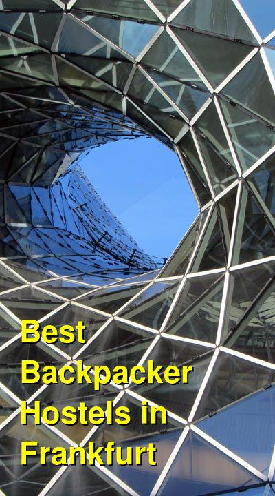 Best Backpacker Hostels in Frankfurt | Budget Your Trip