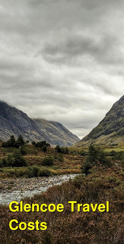 Glencoe Travel Cost - Average Price of a Vacation to Glencoe: Food & Meal Budget, Daily & Weekly Expenses | BudgetYourTrip.com