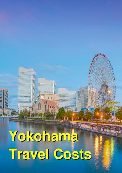 Yokohama Travel Cost - Average Price of a Vacation to Yokohama: Food & Meal Budget, Daily & Weekly Expenses | BudgetYourTrip.com