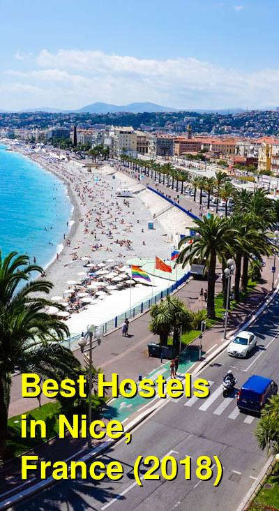Best Hostels in Nice, France (2020) | Budget Your Trip