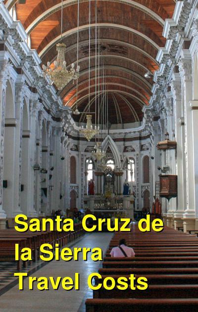 Santa Cruz de la Sierra Travel Costs & Prices - Museums, Excursions, & Restaurants | BudgetYourTrip.com