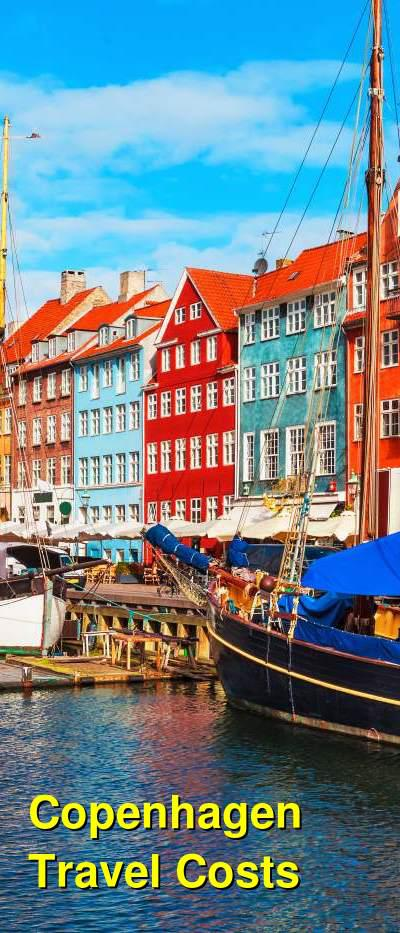 Copenhagen Travel Cost - Average Price of a Vacation to Copenhagen: Food & Meal Budget, Daily & Weekly Expenses | BudgetYourTrip.com