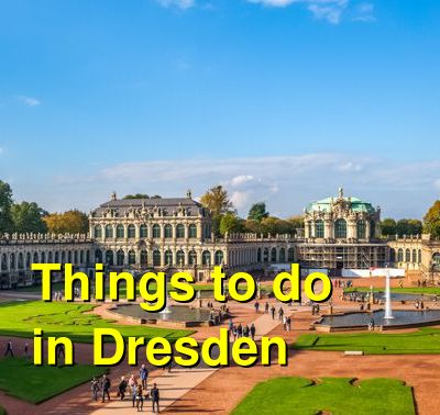 Things to do in Dresden, Germany | Budget Your Trip