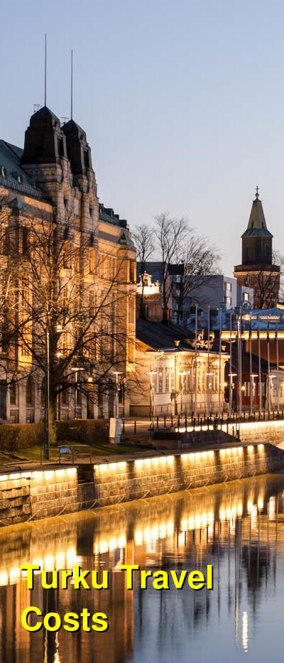 Turku Travel Cost - Average Price of a Vacation to Turku: Food & Meal Budget, Daily & Weekly Expenses | BudgetYourTrip.com
