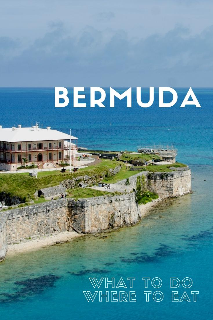 What to Do and Where to Eat in Bermuda | Budget Your Trip