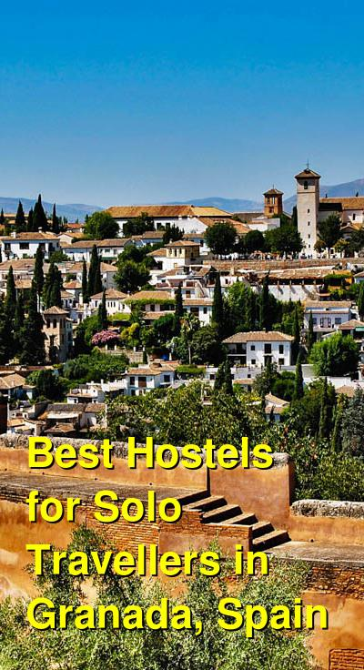 Best Backpacker Hostels in Granada, Spain (2021) | Budget Your Trip