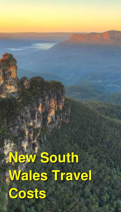 New South Wales Travel Cost - Average Price of a Vacation to New South Wales: Food & Meal Budget, Daily & Weekly Expenses | BudgetYourTrip.com
