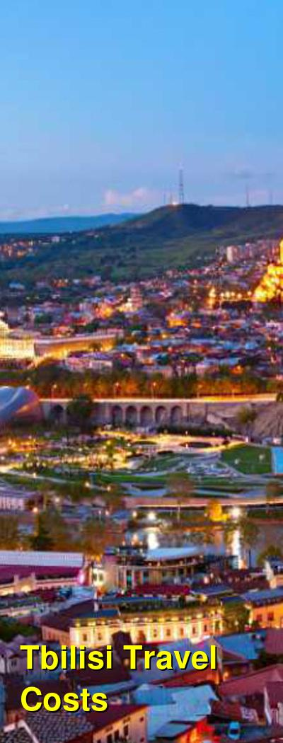 Tbilisi Travel Cost - Average Price of a Vacation to Tbilisi: Food & Meal Budget, Daily & Weekly Expenses | BudgetYourTrip.com