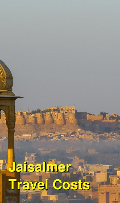 Jaisalmer Travel Cost - Average Price of a Vacation to Jaisalmer: Food & Meal Budget, Daily & Weekly Expenses | BudgetYourTrip.com
