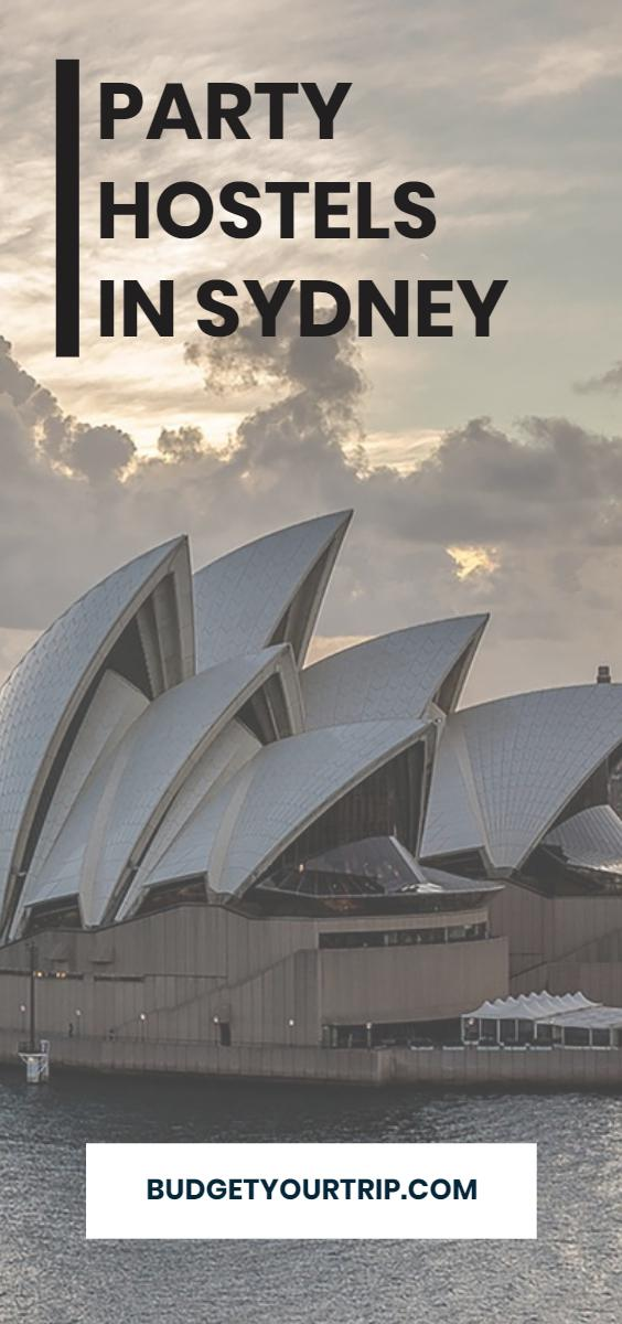 The 5 Best Party Hostels in Sydney (2019) | Budget Your Trip