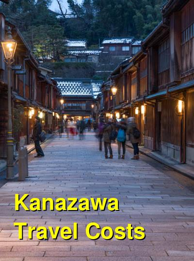 Kanazawa Travel Cost - Average Price of a Vacation to Kanazawa: Food & Meal Budget, Daily & Weekly Expenses | BudgetYourTrip.com