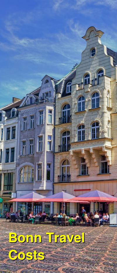 Bonn Travel Cost - Average Price of a Vacation to Bonn: Food & Meal Budget, Daily & Weekly Expenses | BudgetYourTrip.com