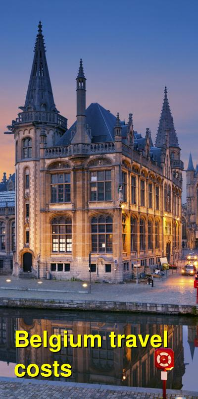 Belgium Travel Costs & Prices - Beer, Chocolate & Pastries | BudgetYourTrip.com
