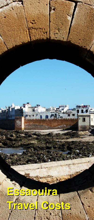 Essaouira Travel Cost - Average Price of a Vacation to Essaouira: Food & Meal Budget, Daily & Weekly Expenses | BudgetYourTrip.com
