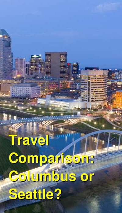 Columbus vs. Seattle Travel Comparison