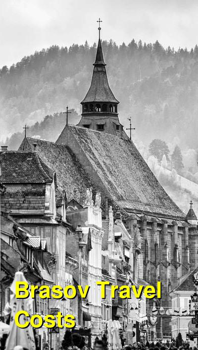 Brasov Travel Cost - Average Price of a Vacation to Brasov: Food & Meal Budget, Daily & Weekly Expenses | BudgetYourTrip.com