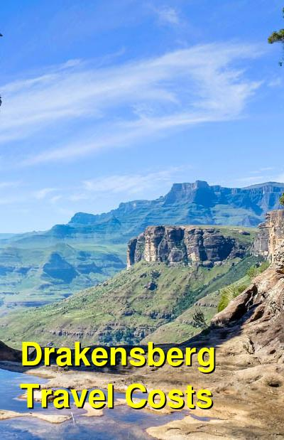 Drakensberg Travel Cost - Average Price of a Vacation to Drakensberg: Food & Meal Budget, Daily & Weekly Expenses | BudgetYourTrip.com