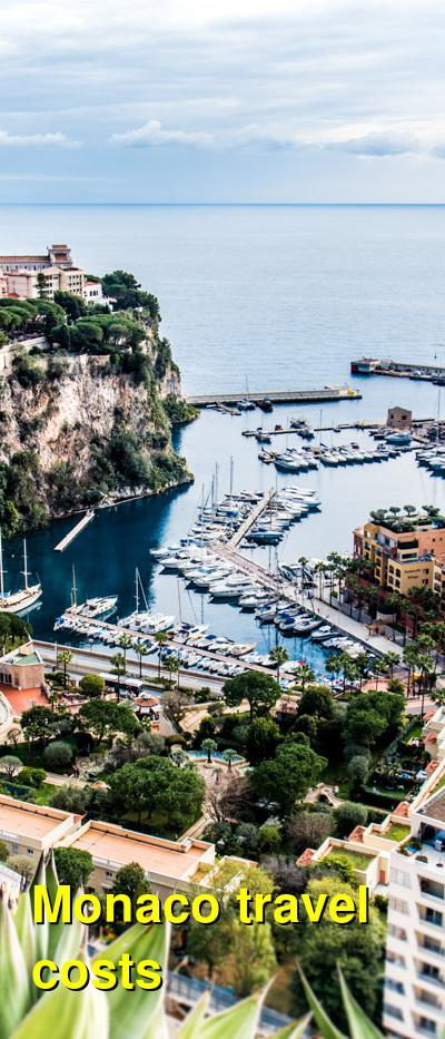 Monaco Travel Costs & Prices - Monte Carlo, the Formula 1 Grand Prix & Grand Casino | BudgetYourTrip.com