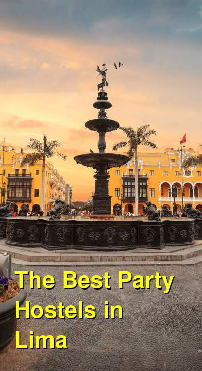The 5 Best Party Hostels in Lima (2019) | Budget Your Trip