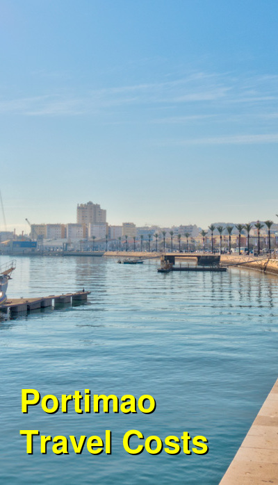 Portimao Travel Cost - Average Price of a Vacation to Portimao: Food & Meal Budget, Daily & Weekly Expenses | BudgetYourTrip.com