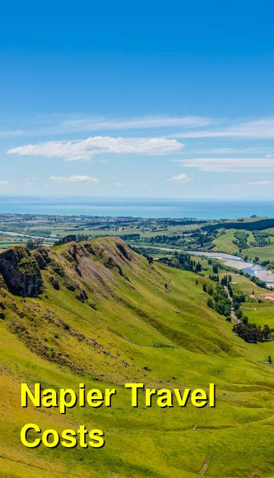 Napier Travel Cost - Average Price of a Vacation to Napier: Food & Meal Budget, Daily & Weekly Expenses | BudgetYourTrip.com