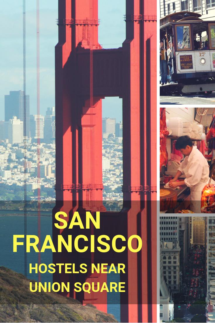 San Francisco Hostels Near Union Square | Budget Your Trip