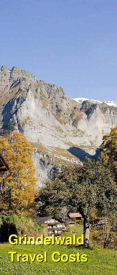 Grindelwald Travel Costs & Prices - Skiing, Hiking, Eiger, Gletscherschlucht | BudgetYourTrip.com