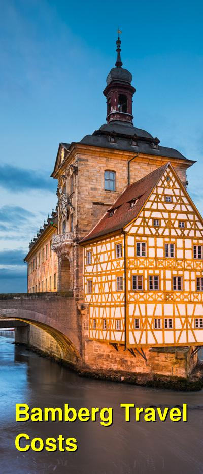 Bamberg Travel Cost - Average Price of a Vacation to Bamberg: Food & Meal Budget, Daily & Weekly Expenses | BudgetYourTrip.com