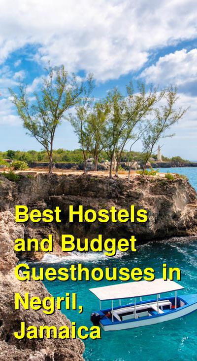 Best Hostels and Budget Guesthouses in Negril, Jamaica | Budget Your Trip