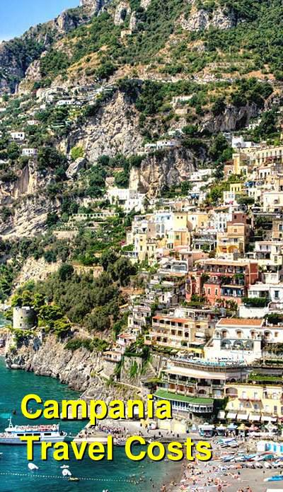 Campania Travel Cost - Average Price of a Vacation to Campania: Food & Meal Budget, Daily & Weekly Expenses | BudgetYourTrip.com