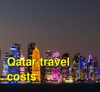 Qatar Travel Cost - Average Price of a Vacation to Qatar: Food & Meal Budget, Daily & Weekly Expenses | BudgetYourTrip.com